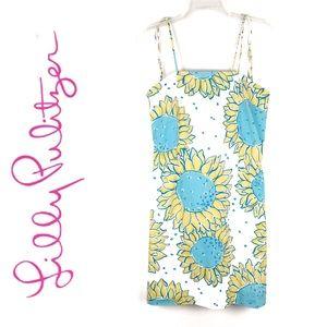 Lily Pulitzer Sunflower Dress